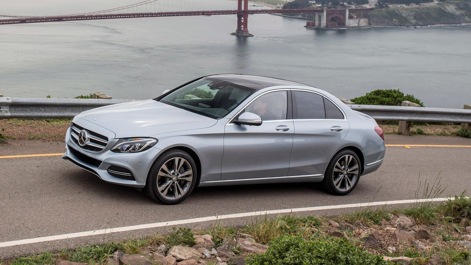 Mercedes-Benz C 350 e Avantgarde Line Worldwide (W205)
