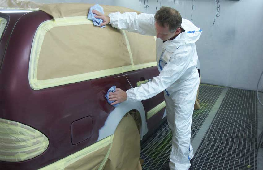 painting car 12