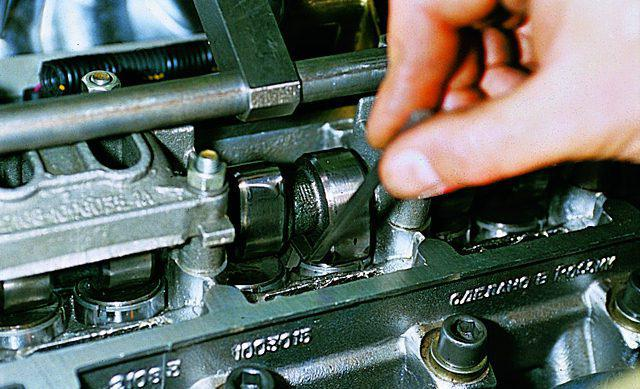 adjusting the valves VAZ 2108 injector