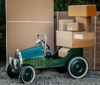 Мы доставляем Вашу посылку по указанному адресу