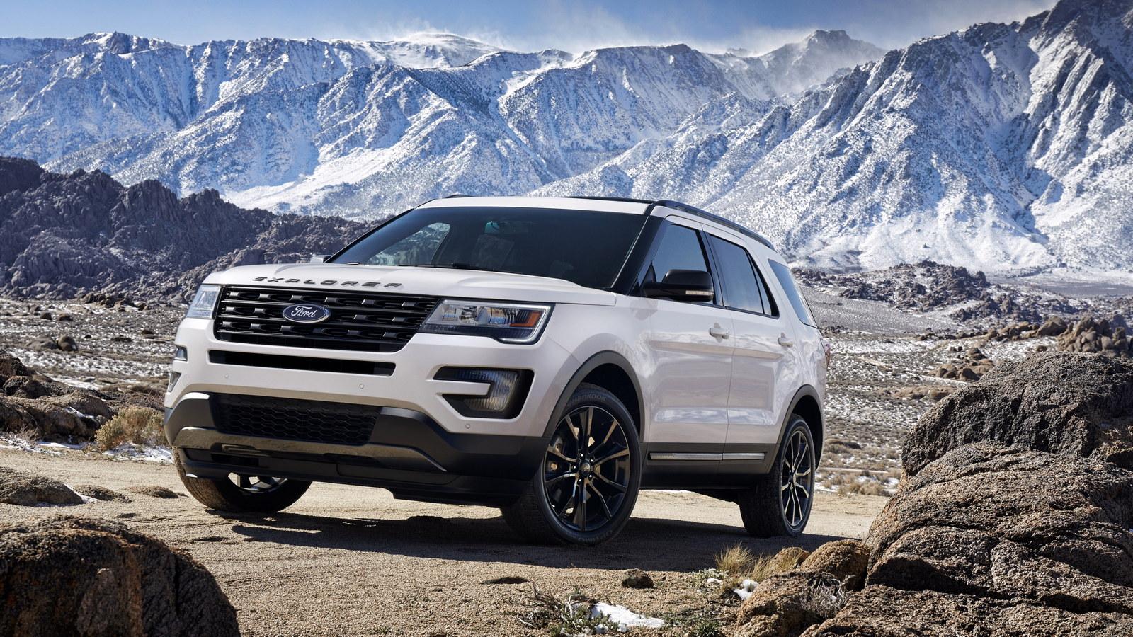 Ford Explorer в России предлагается со скидкой