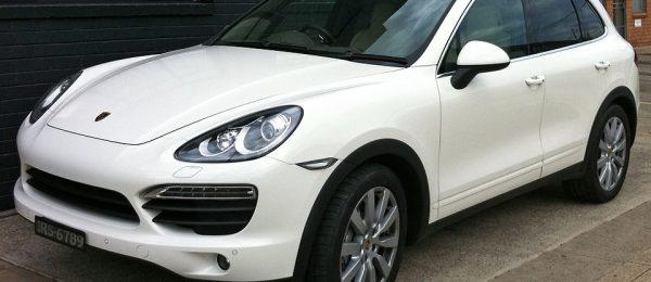 Колеса Porsche Cayenne из углепластика: плюсы и минусы