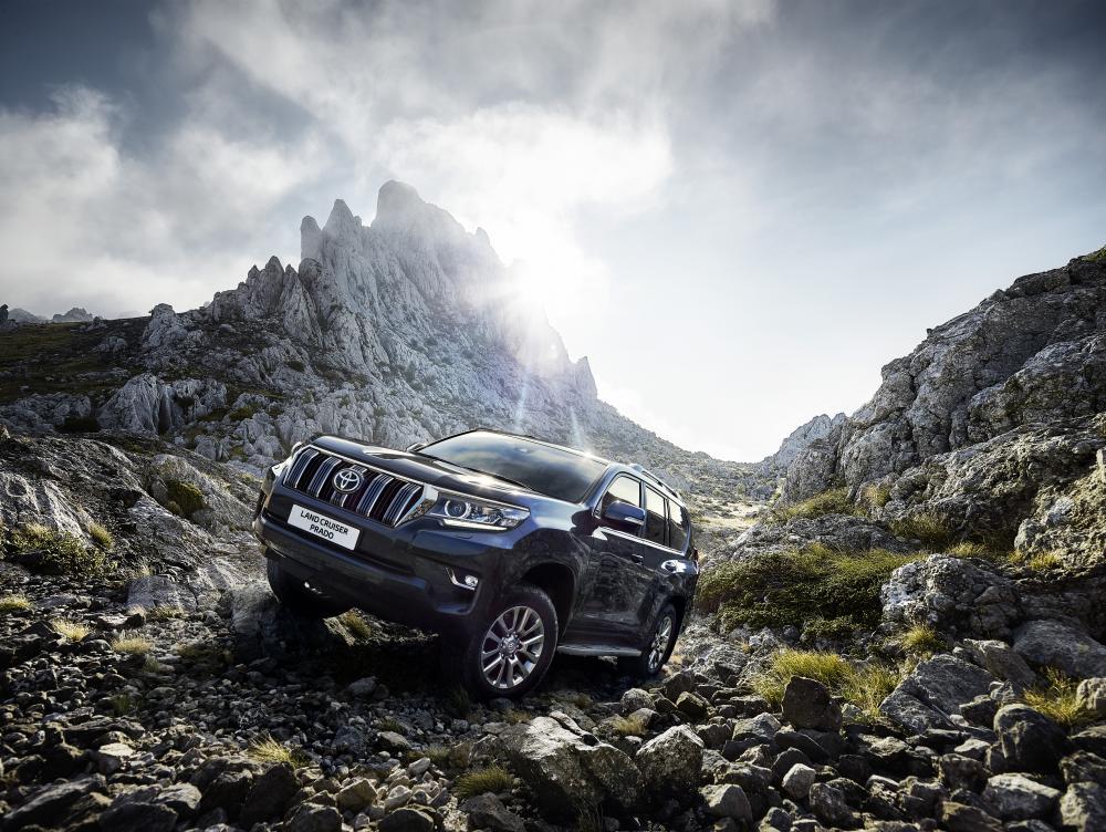 Toyota Land Cruiser Prado: старт продаж нового поколения