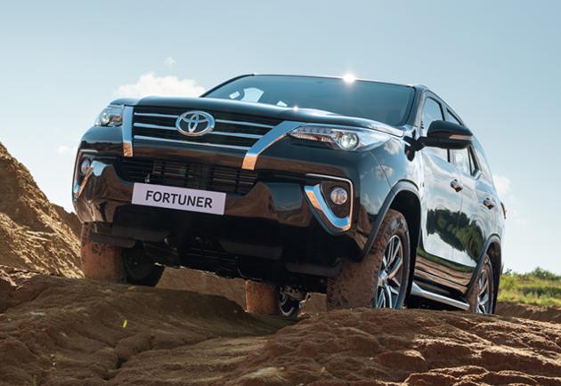 Mitsubishi Pajero Sport или Toyota Fortuner — сравнительный обзор