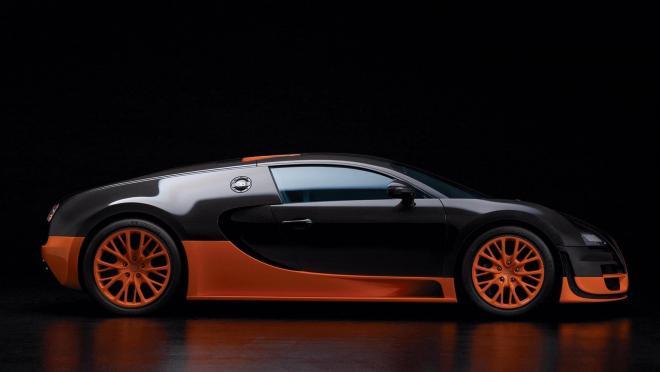 Замена топливного бака Bugatti Veyron стоит как новый Audi RS3