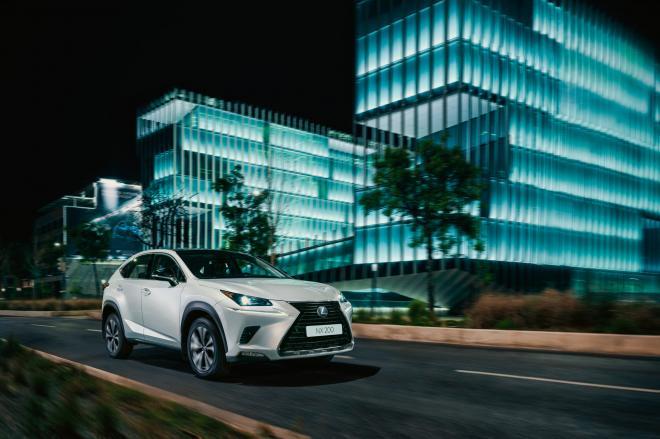 Lexus начал прием заказов на специальную версию NX Black Vision