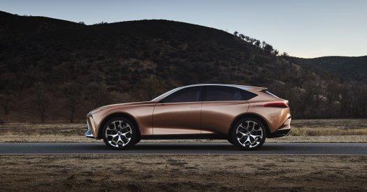 Lexus все же планирует заняться электромобилями