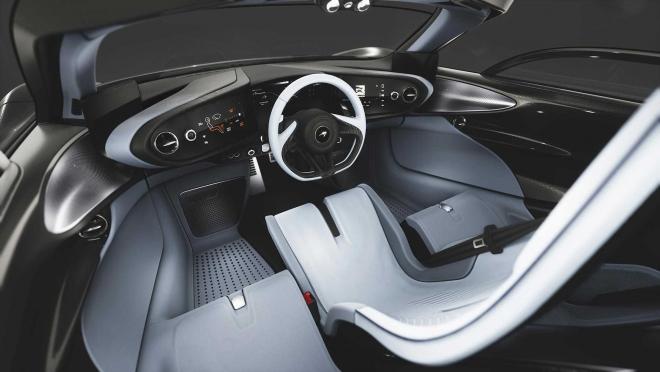 McLaren представил возможности персонализации Speedtail